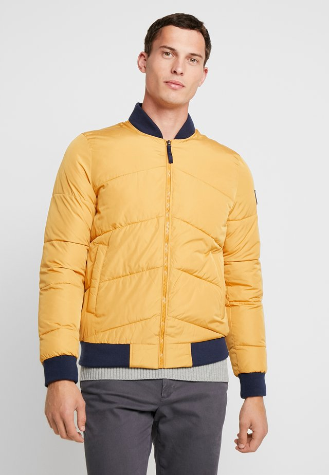 Bomber Jacket - spruce yellow
