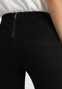 MAMALICIOUS - Jeans Skinny Fit - jeansblack denim - 3