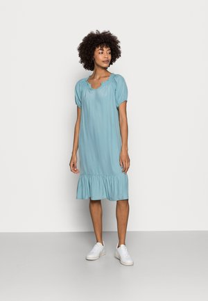 PELICAN - Day dress - turquoise