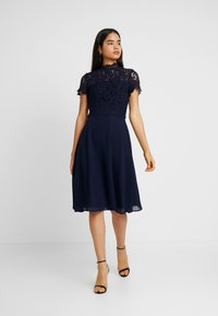 Chi Chi London Tall - ANISE - Cocktail dress / Party dress - navy - 2