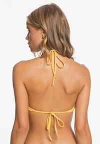 Roxy - MIND OF FREEDOM  - Bikini top - mineral yellow - 2