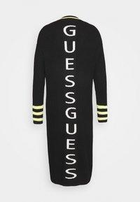 Guess - LIZZIE CARDIGAN - Cardigan - jet black - 1