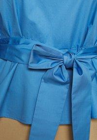 IVY & OAK - WITH PEPLUM - Blouse - sea blue - 5