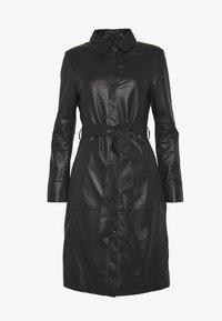 Oakwood - INDIANA - Shirt dress - black - 4