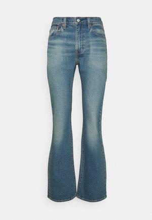 527 - Bootcut jeans - squash train
