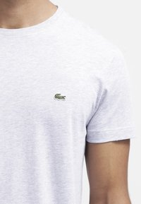 Lacoste - T-shirt basic - paladium chine - 5
