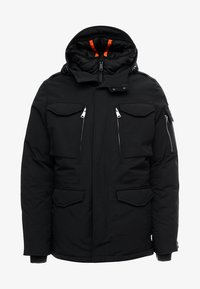 Schott - SMITH - Winter jacket - black - 7