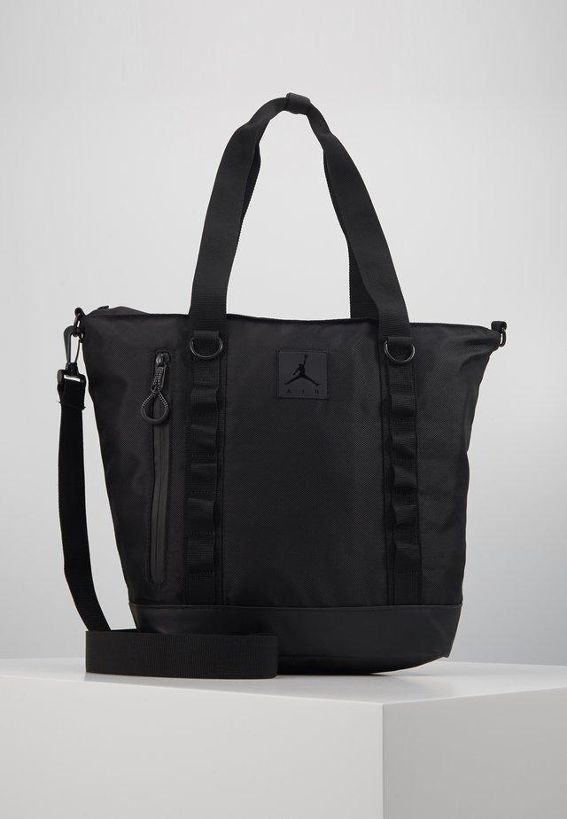 WEATHERIZED TOTE - Sports bag - black