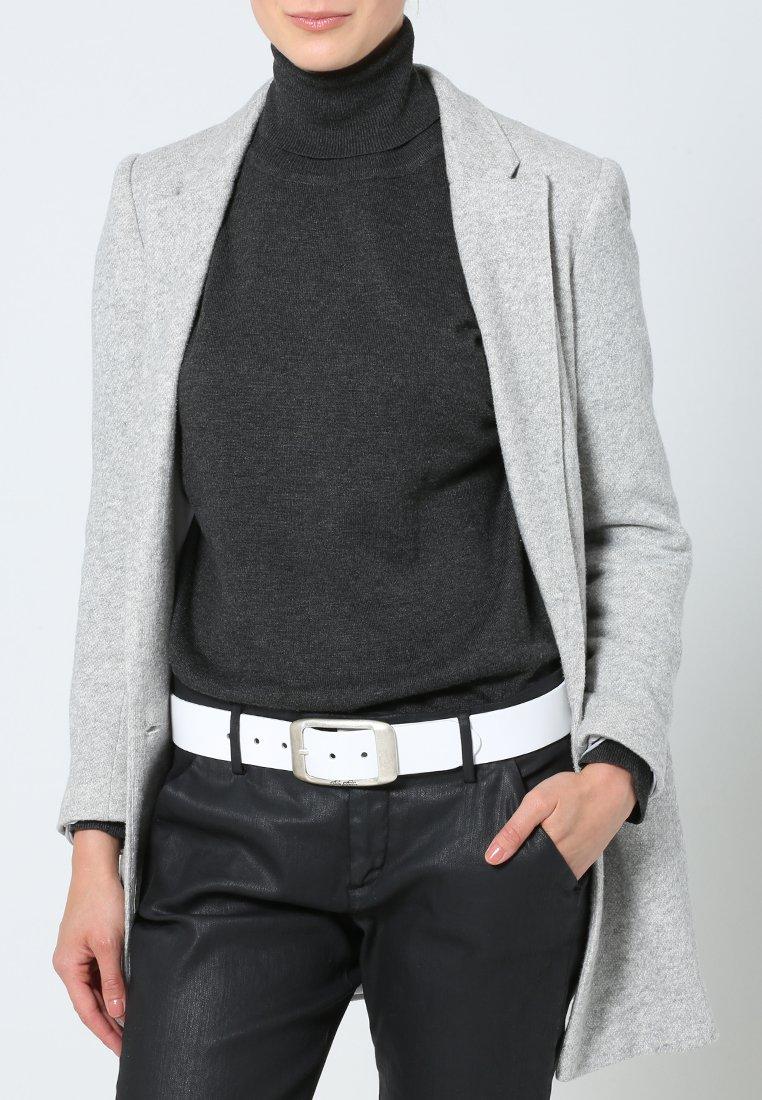 TOM TAILOR - Belt - white