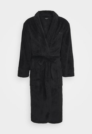 MENS ROBE COLTS - Dressing gown - black