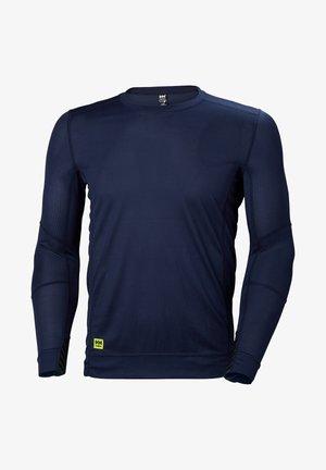 LIFA  - Long sleeved top - marineblau