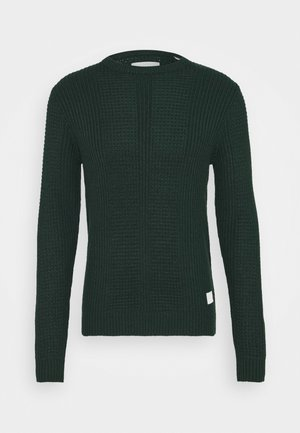 JCOSTRONGER CREW NECK - Jumper - darkest spruce