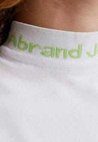 Abrand Jeans - JOSEPHINE SKRIVER LELU TANK - Top - white - 5