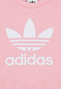 adidas Originals - CREW SET UNISEX - Chándal - light pink/white - 3