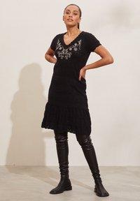 Odd Molly - DESTINY - Day dress - almost black - 1