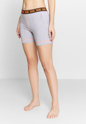 SHORT PANTS - Pyjama bottoms - gray melange