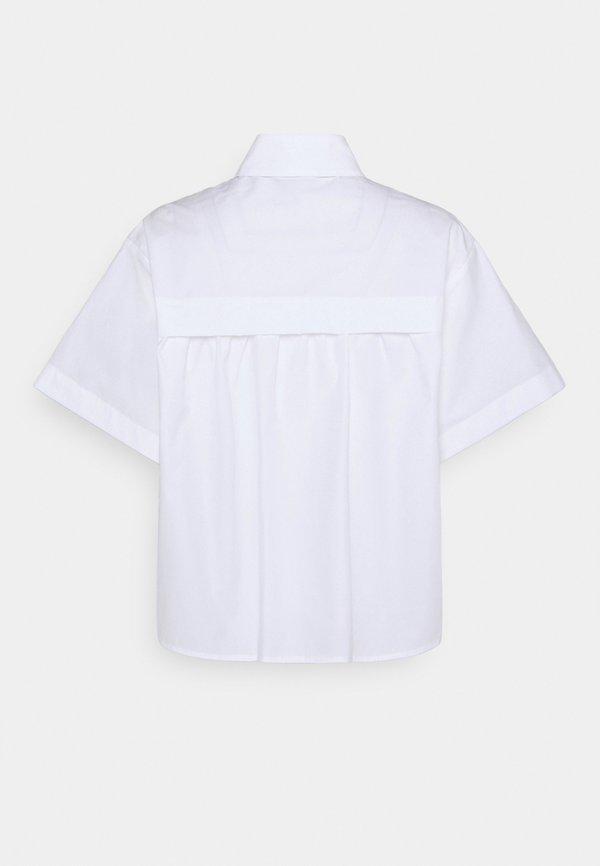 Seidensticker KURZARM - Koszula - weiß/biały VPFJ
