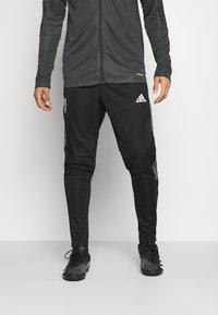 adidas Performance - JUVENTUS TURIN SUIT - Fanartikel - carbon/black - 3