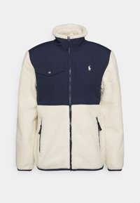 Polo Ralph Lauren - SHERPA - Fleece jacket - winter cream - 0