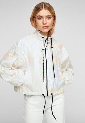Summer jacket - ecru