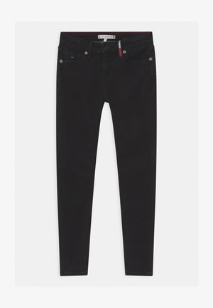 NORA SUPER SKINNY - Skinny džíny - black denim