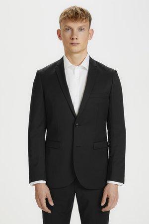 GEORGE F - Blazer jacket - black