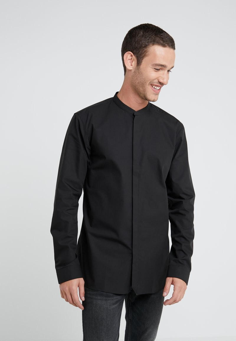 HUGO - ENRIQUE - Zakelijk overhemd - black