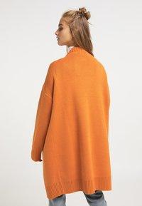 myMo - Cardigan - orange - 2