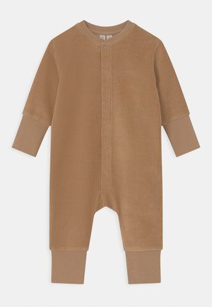 UNISEX - Jumpsuit - light brown