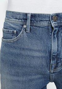 Amsterdenim - MOKUM - Shorts di jeans - steen - 5