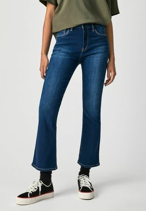 KICK - Jeans bootcut - denim