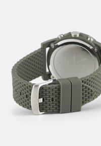 Armani Exchange - OUTERBANKS - Chronograph watch - green - 1