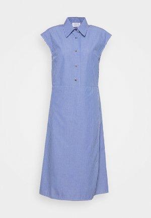 SOURCE - Košilové šaty - blue
