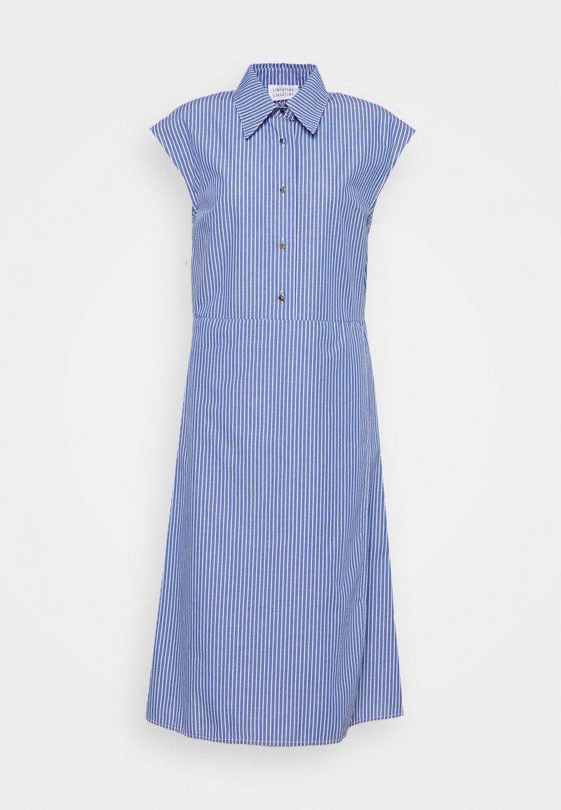 Libertine-Libertine - SOURCE - Košilové šaty - blue