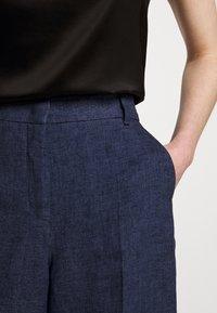 WEEKEND MaxMara - RAGUSA - Kalhoty - blau - 6