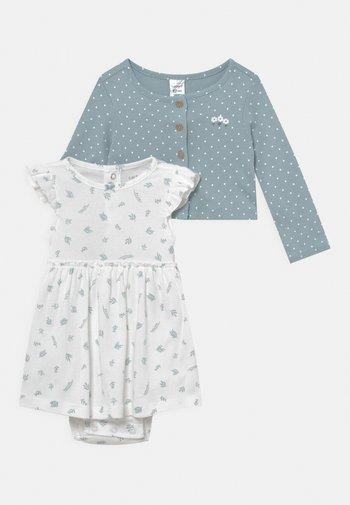 DRESS SET - Cardigan - white