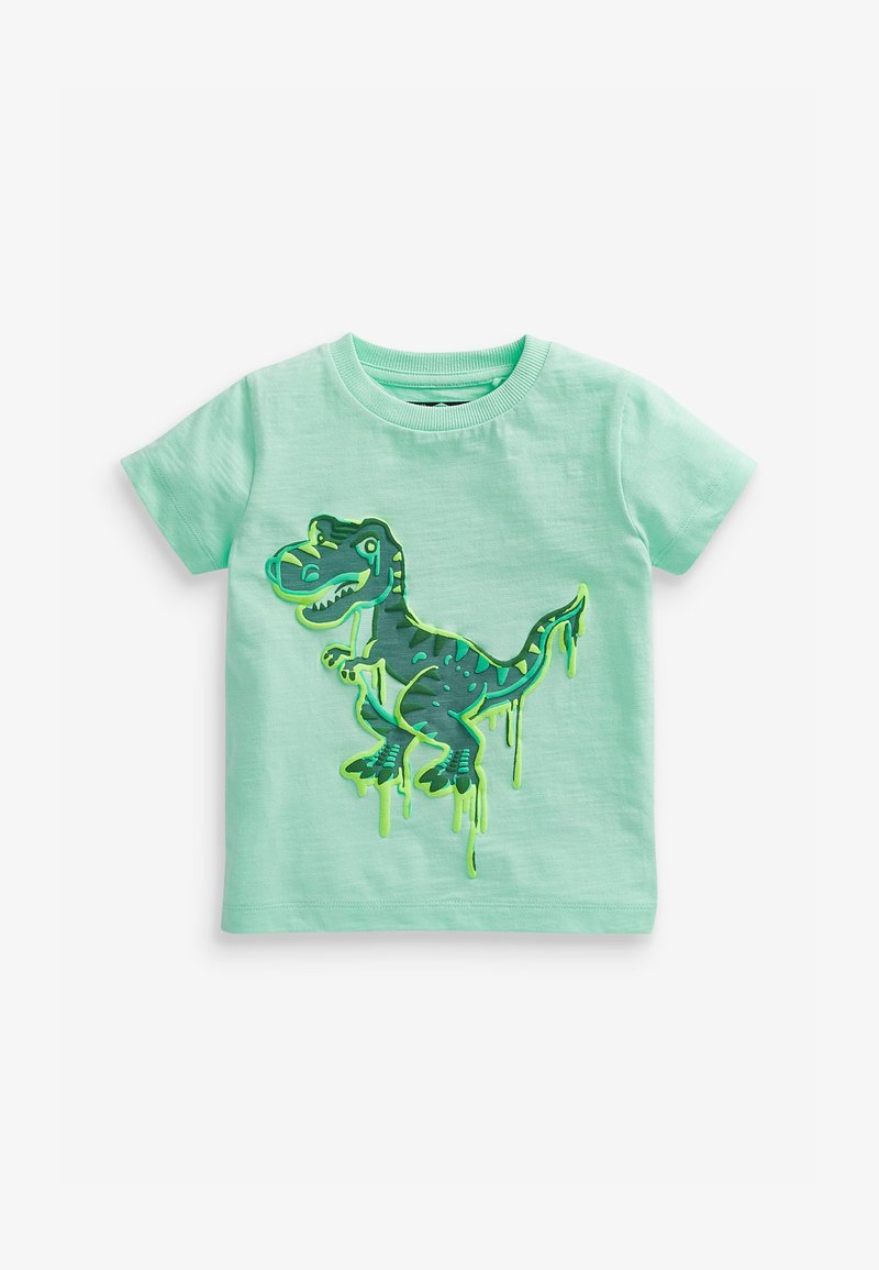 Next - Print T-shirt - light green