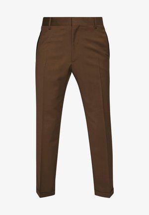 PANTALON SEUL - Trousers - camel