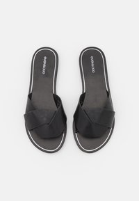 Even&Odd - Pantofle - black - 5