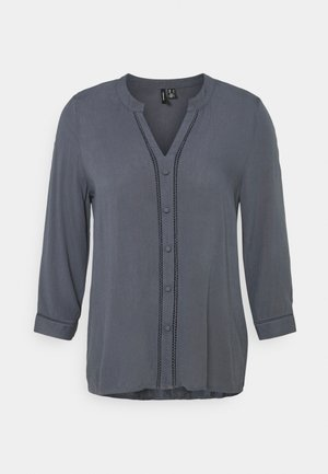 VMPISA VIP - Long sleeved top - ombre blue