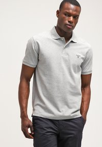 GANT - THE SUMMER - Polo shirt - silber - 0