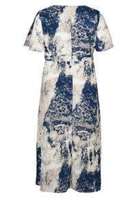 Zizzi - Day dress - dark blue - 2