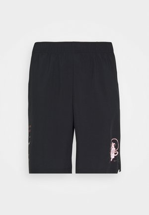 SHORT STORY PACK - Sports shorts - black