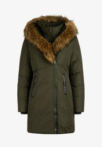 Apart - Winter coat - khaki - 5