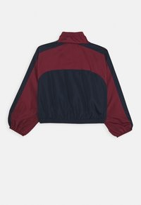 Molo - ONIKA - Training jacket - bordeaux/dark blue - 1