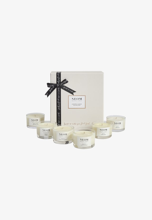 SCENTED CANDLE COLLECTION - Geurset - -