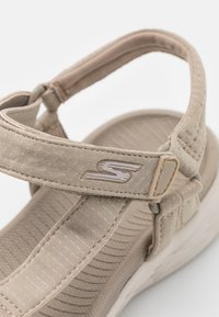Skechers Performance - ON-THE-GO 600 - Walking sandals - natural - 5