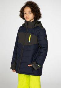 Protest - TYMO JR  - Ski jacket - space blue - 1