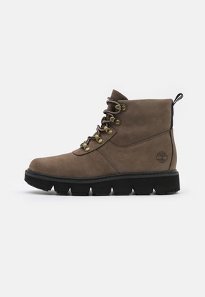 RAYWOOD ALPINE HIKER - Lace-up ankle boots - dark green