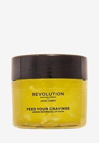 Revolution Skincare - REVOLUTION SKINCARE X JAKE JAMIE LEMON MERINGUE LIP MASK - Esfoliante labbra - - - 0